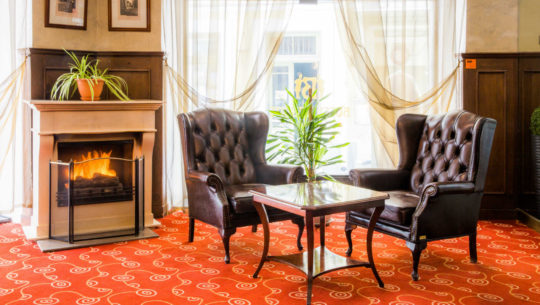 Tallinn accommodation | Hestia Hotel Barons | Rooms and suites