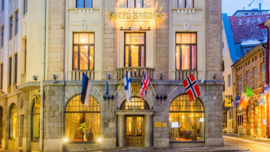 Hotell Tallinna vanalinnas |Hestia Hotel Barons