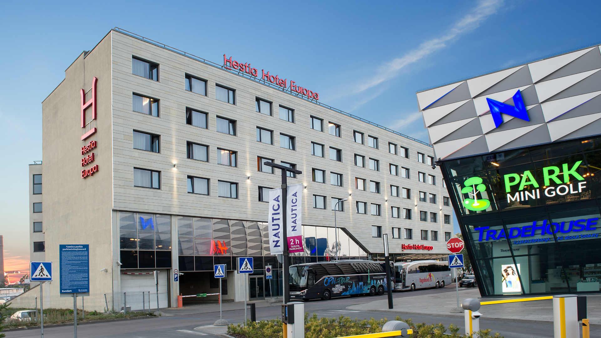 Hotelli Europa Tallinna