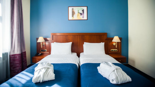 Superior room | Hestia Hotel Jugend | Riga accommodation