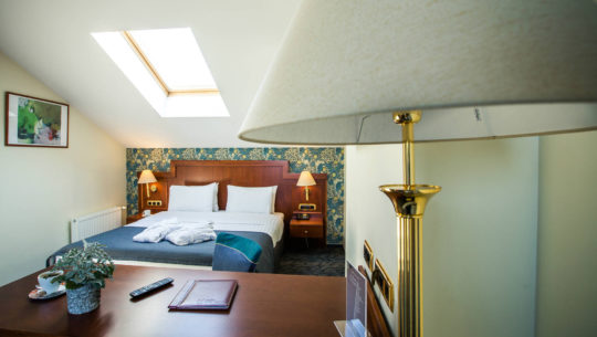 Deluxe room | Hestia Hotel Jugend | Riga accommodation