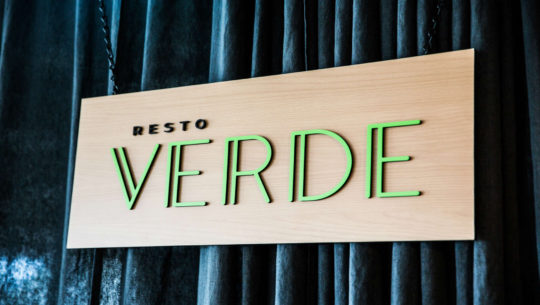 Resto Verde |Laulasmaa restoran
