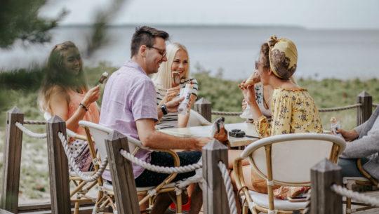 Rannabaar |Laulasmaa restoran |Hestia Hotel Laulasmaa Spa