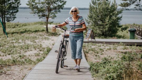 Jalgrattasõit | Hestia Hotel Laulasmaa Spa |Aktiivne puhkus