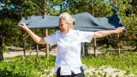 Peakokk Angelica Udeküll |Restoran Wicca |Laulasmaa restoran