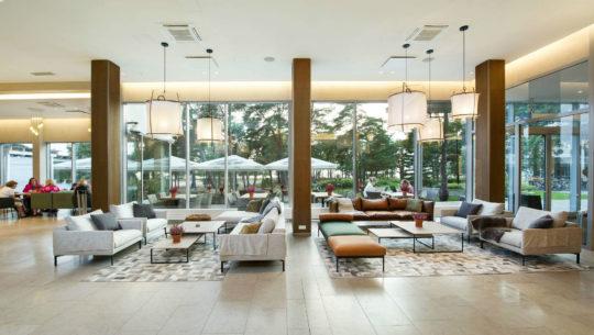 Lobby |Hestia Hotel Laulasmaa Spa