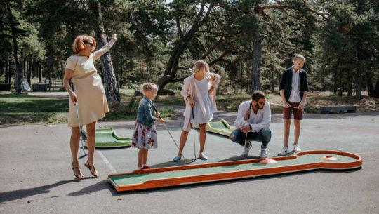 Minigolf | Hestia Hotel Laulasmaa Spa