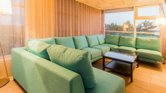 Tornisaun |Privaatsauna |Hestia Hotel Laulasmaa Spa