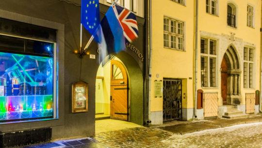 Tallinn hotel |Hestia Hotel Maestro